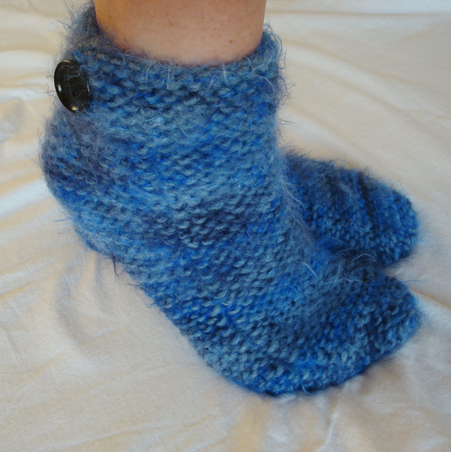 Knitting Women S Socks : Knit boot slippers images childrens patterned